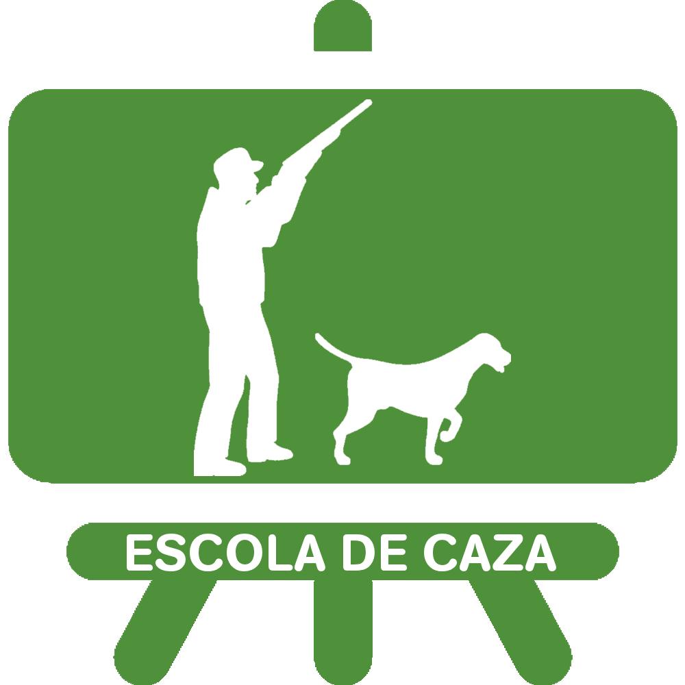 Logo Escola de Caza